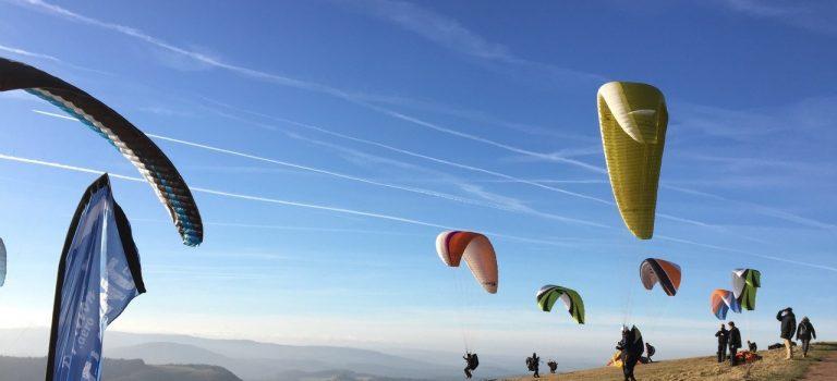 Læs om paragliding